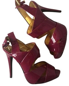 Report Signature Plum Formal