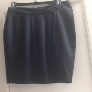 Propaganda Mini Skirt Black