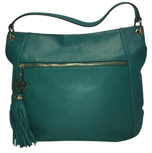 Michael Kors Summer Handbag Spring Satchel in Teal