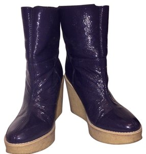 Stella McCartney Purple Boots