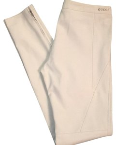 Gucci Skinny Pants White/ivory