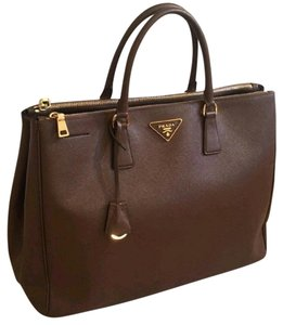 Prada Satchel in Brown