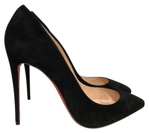 Christian Louboutin Pigalle Follies Kate Stiletto black Pumps