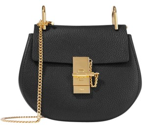 Chloé Drew Leather Mini Shoulder Bag