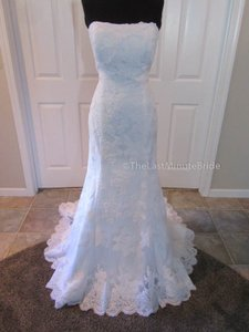 Demetrios Dp232 Wedding Dress