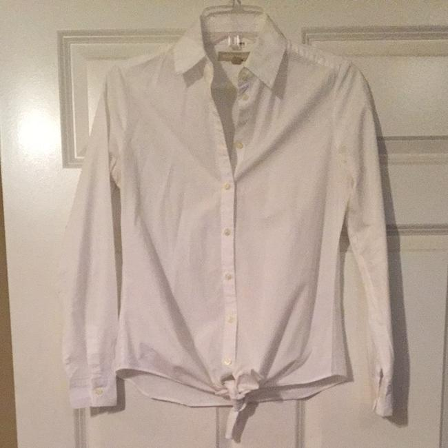 Preload https://item5.tradesy.com/images/banana-republic-white-button-down-top-size-2-xs-2027899-0-0.jpg?width=400&height=650