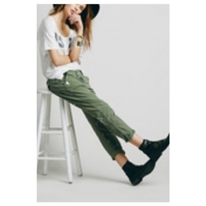 NSF Trouser Pants Green