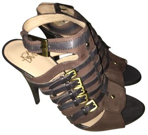 Joan & David Brown Sandals