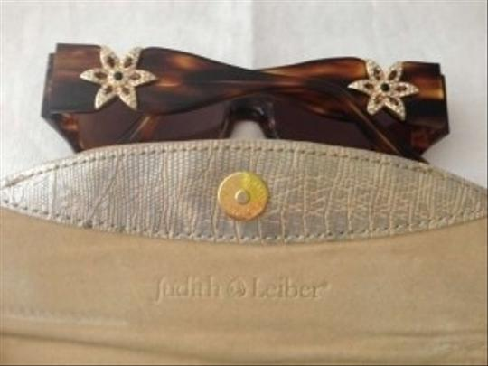 Judith Leiber Authetic Hand Made, Tortoise, Star