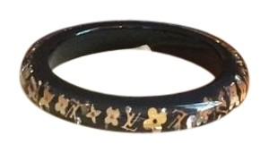 Louis Vuitton Louis Vuitton Resin PM Noir Bracelet