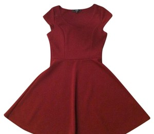 Off brand short dress Red on Tradesy