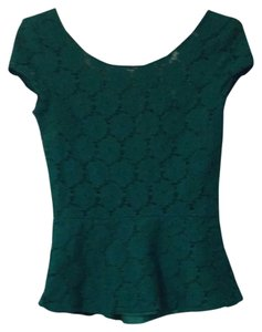 Xhilaration Top Green