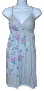 O'Neill short dress Gray on Tradesy