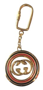 Gucci NEW Vintage Gucci Metal Key Ring NWT
