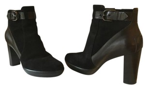 Tod's Black Boots