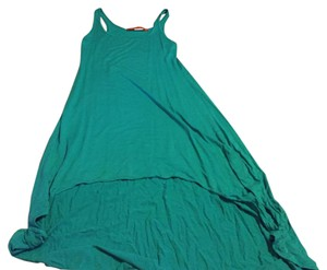 Soft kelly green Maxi Dress by Feel the Piece