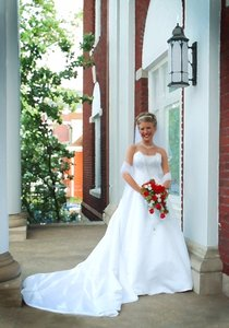Classic Princess Dress Wedding Dress