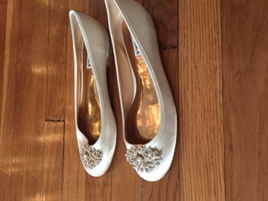 Badgley Mischka Abella Wedding Shoes
