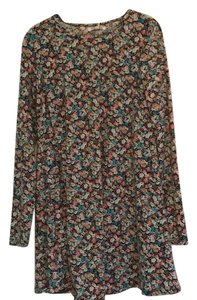 Glamorous short dress Multi/ floral on Tradesy