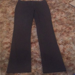 The Limited Boot Cut Pants Dark Brown