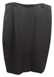 Liz Claiborne Skirt navy blue