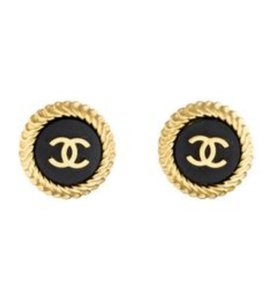 Chanel Vintage CHANEL earrings