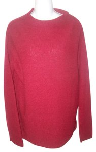 Eileen Fisher Vintage Nubby Wide Neck Sweater