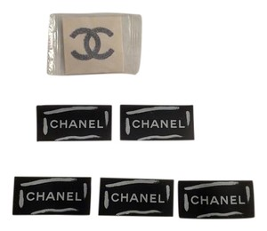 Chanel 5 Chanel stickers, one