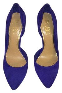 BCBG Paris Blue Pumps