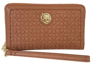 Tory Burch Wristlet in luggage