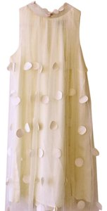 Gracia short dress White on Tradesy