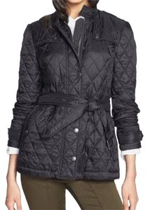 Burberry Brit Quilted Burberry Warm Coat Warm Military Jacket