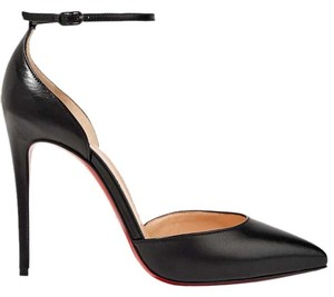 Christian Louboutin Louboutin Uptown Leather black Pumps