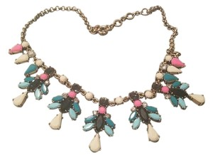 J.Crew J.Crew Jeweled Statement Necklace