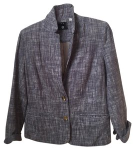 BDG Cotton Denim Blazer
