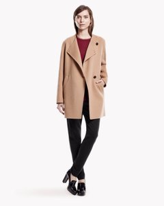 Theory Cashmere Wool Winter Pea Coat