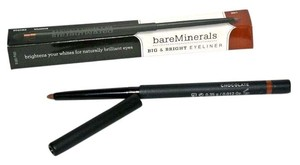bareMinerals Bare Minerals BIG & BRIGHT Eyeliner CHOCOLATE Smudger Full Size NEW