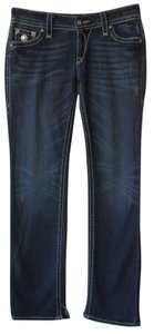 Rock Revival Straight Leg Jeans-Medium Wash