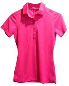 Nike Tour Golf Dri-fit T Shirt Pink