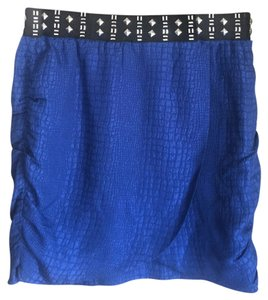 Affliction Skirt Blue
