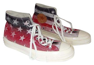 Converse Chuck Taylor All Star 70 Blue red white Flats