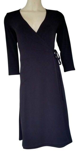 Preload https://item1.tradesy.com/images/max-and-cleo-wrap-slinky-dress-black-2028245-0-0.jpg?width=400&height=650