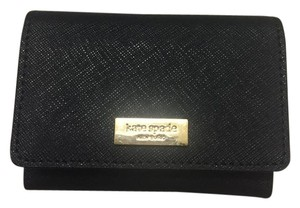 Kate Spade Tiera Wristlet Handbag Black Clutch