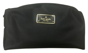 Kate Spade Kate Spade WLRU2354 Women's Medium Cosmetic Case Black NEW!
