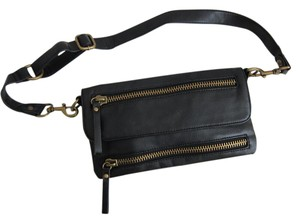Hollywood Intuition For Target Vegan Collection Black Clutch
