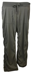 Lululemon Wide Leg Pants Green