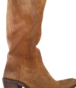 Frye suede boots Boots