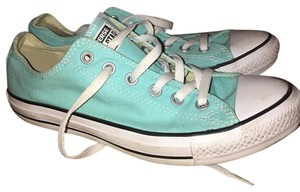 Converse Teal blue Athletic
