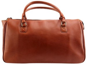Perry Ellis Satchel in Brown