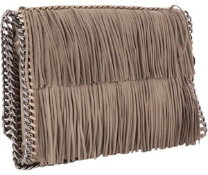 Stella McCartney Taupe Clutch